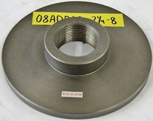 Eron 7 5 8 Chuck Adapter Plate 2 1 4 8 Spindle Mount 1 2 Thickness