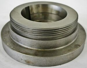 10 1 4 Chuck Adapter Plate L 2 Spindle Mount Taper 1 1 4 Thickness Poland