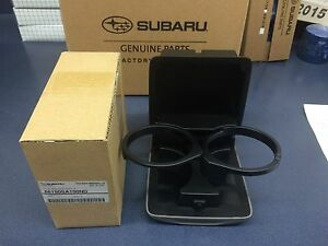 Genuine Subaru Oem 2003 2008 Forester Front Console Cup Holder Gray New
