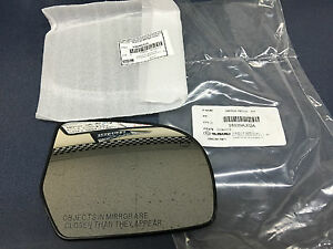 2010 14 Subaru Legacy Outback Right Outside Mirror Heated Oem Passenger Glass