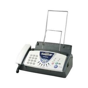 Brother Personal Fax 575 Fax Machine With Phone And Copier