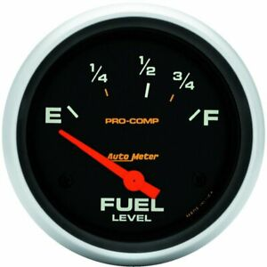 Autometer Fuel Gauge Gas New 5416