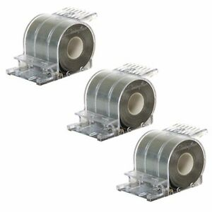 Staple Cartridge Box Of 3 Xerox Docucolor 260 252 242 D95 D125 D110 4595 4590