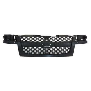 For Chevrolet Colorado New Front Grille Dark Gray Gm1200560 12335790