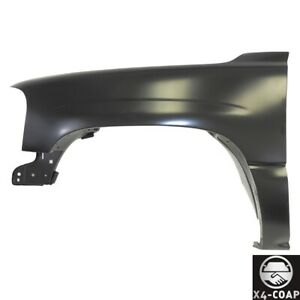 For Gmc Yukon Sierra Hd Classic New Front Left Driver Side Fender Gm1240281
