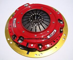 Mcleod Rxt 1200 Hp Twin Disc Clutch 97 15 Gm Ls Engine T56 6 Speed