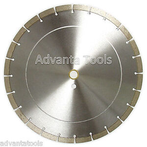16 Diamond Saw Blade For Brick Block Concrete Masonry Pavers Stone 12mm
