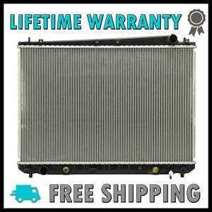New Radiator For Toyota Sienna 1998 2003 3 0 V6 1 Thick Lifetime Warranty