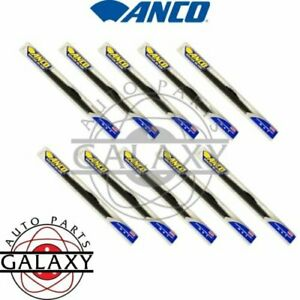 Anco 30 18 10 Pack 18 Winter Wiper Blades