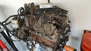 Engine Transmission From 2001 Ford Explorer With 37 Xxx Miles