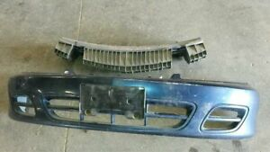 00 Cavalier Front Bumper Assembly W o Fog Lamps W o Ground Effects 254501