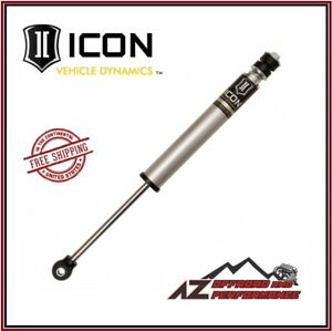 Icon 2 0 Aluminum Series Rear Shock For 2014 Dodge Ram 2500 4wd Stock Height
