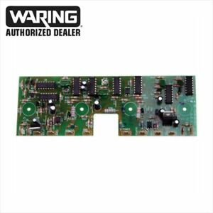 Waring 030239 Wct810 Commercial Toaster Pc Board Genuine 0