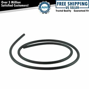 New Hardtop To Windshield Frame Weatherstrip Gasket Seal For 87 95 Jeep Wrangler