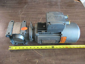 Sew Eurodrive S37d T80n 4bmg 1hr1s Speed Reducer With Motor Industrial Usa