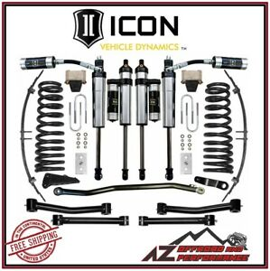 Icon 2003 2008 Dodge Ram 2500 3500 4wd 4 5 Suspension System Stage 4