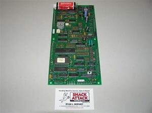 ap Automatic Products 111 112 113 Snack Vending Machine Control Board