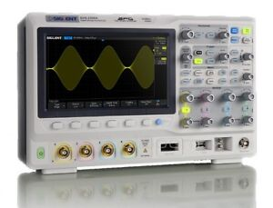 Siglent Sds2074x Super Phosphor Oscilloscope 4 channel Digital Desktop Spo