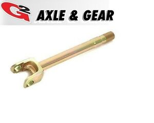 G2 Axle Placer Gold Front Axle Shaft Dana 30 Driver Side For 07 18 Jeep Jk