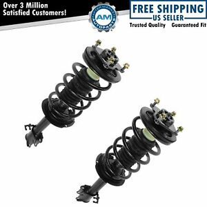 Front Strut Spring Assembly Left Right Set Pair For Ford Mazda Mercury