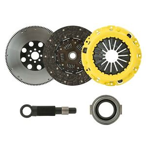 Clutchxperts Stage 2 Phase Clutch chromoly Flywheel Kit 03 08 Tiburon 2 7l V6