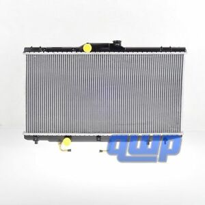 New Engine At Radiator For 93 97 Geo Prizm Toyota Corolla 1 6 1 8 L4 4cyl Cu1409
