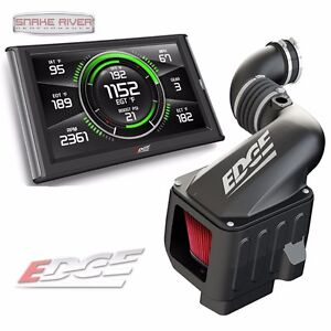 Edge Evolution Cts2 Tuner Jammer Air Intake 11 15 Ford Powerstroke Diesel 6 7l