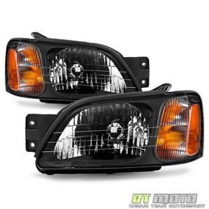 For 2000 2004 Subaru Legacy L Baja Sport Replacement Headlights Lamps Left Right