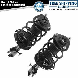 Front Strut Spring Assembly Lh Rh Kit Pair For 06 12 Toyota Rav4 Brand New