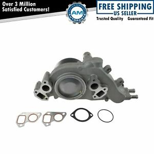 Ac Delco Professional Series 252 846 Engine Water Pump For Chevy Pontiac New