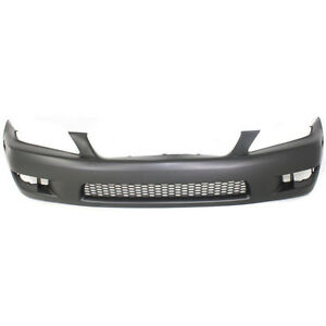 New Front Bumper Cover Fits 2001 2005 Lexus Is300 Sedan Lx1000121 5211953903