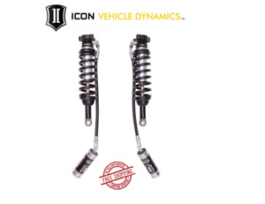 Icon Front Remote Reservoir Coilover Shock Kit For 15 16 4wd Gm Colorado Canyon