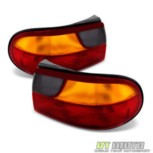 1997 2003 Chevy Malibu Replacement Tail Lights Rear Brake Lamps Pair Left Right