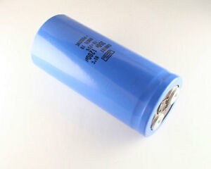 1x 1200uf 350v Large Can Electrolytic Capacitor Volts Dc 350vdc 1200mfd 1 200