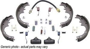 1962 63 Chevrolet Chevy Ii Nova Rear Brake Rebuild Kit