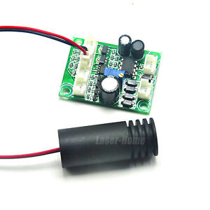 980nm 100mw 12v Ir Infrared Laser Dot Diode High Power Module W Ttl Driver Out