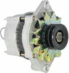New Alternator Ty24485 Se501342 At175194 John Deere Backhoe Loader Skidder 12159