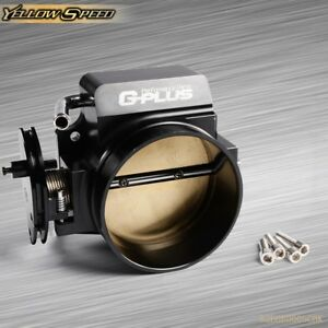 92mm Throttle Body Gm Gen Iii Ls1 Ls2 Ls3 Ls Ls6 Ls7 Sx Ls 4 Cnc Bolt Cable