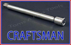 New Craftsman Tools 3 8 Drive 6 Ratchet Socket Extension Fast Free Shipping