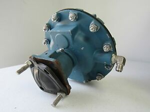 Itt Motor Valve Actuator No 12 Air