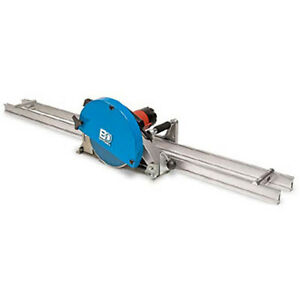 Wet Cutting Rail Saw From Barranca