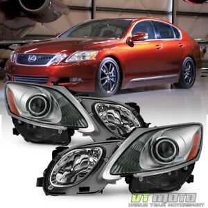 For Afs hid 2006 2011 Lexus Gs300 Gs350 Gs450h Gs460 Xenon Projector Headlights