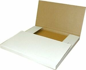 45 Rpm Records Perforated Cardboard Box Mailers 7 5 Inch By 7 5 Inch 50 Or 100
