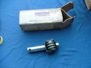 1961 63 Ford Truck 4x4 Steering Sector Shaft Nos C1tz 3575 c