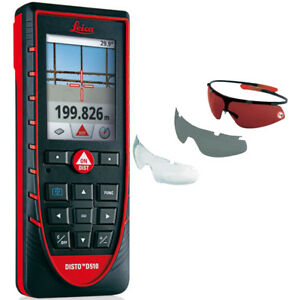 Leica Disto E7500i Laser Distance Measurer With Glb30 Laser Enhancement Glasses