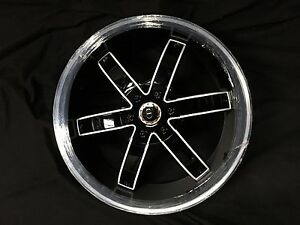 Set Of Morpheus Custom Rims For Frontier Pathfinder Xterra