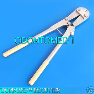 T c Pin And Wire Cutter Surgical Veterinary Instruments