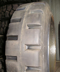 22x6x16 Tires Super Solid Forklift Press on Traction Tire 22 6 16 Usa Made 22616
