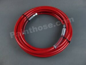 Wagner 0270192 Or 270192 Red 1 4 X 25 Airless Spray Hose 3300psi