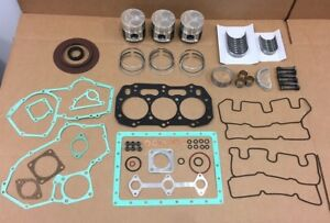 Shibaura N843 c N843 d Engine Rebuild Kit Major